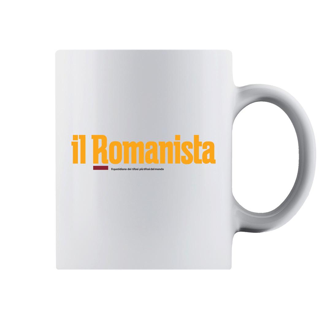 """Tazza """"Il Romanista"""""""