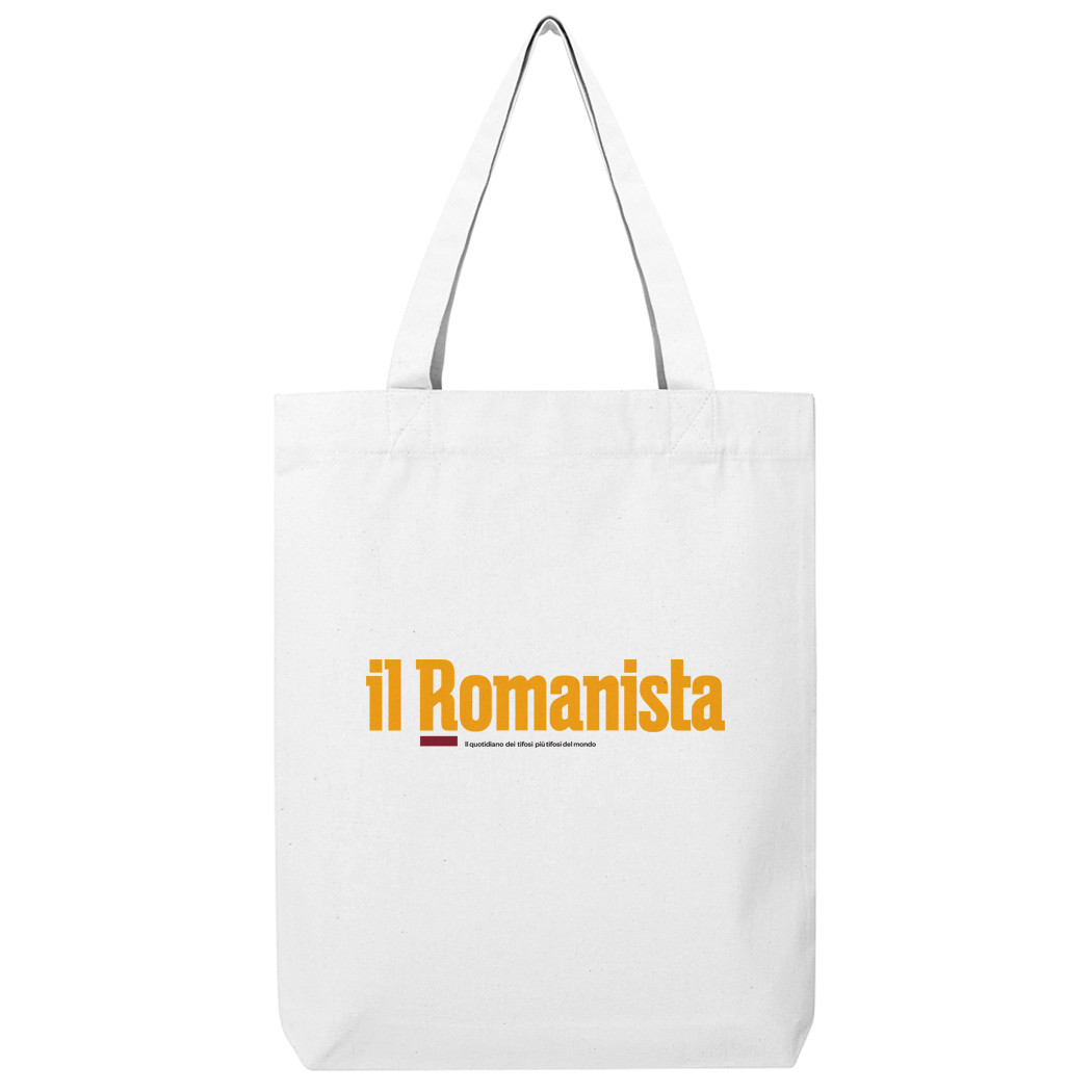 "Shopping bag ""Il Romanista"""