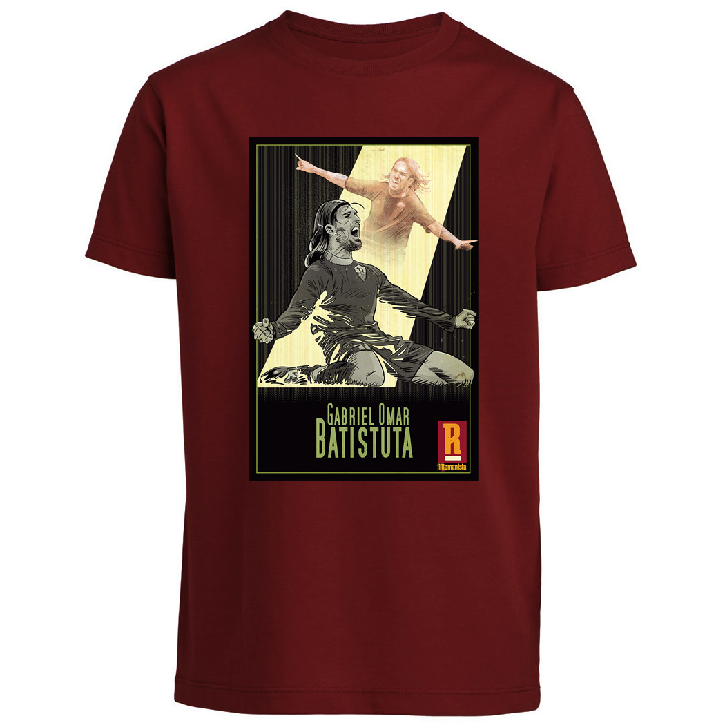 T-shirt Batistuta baby