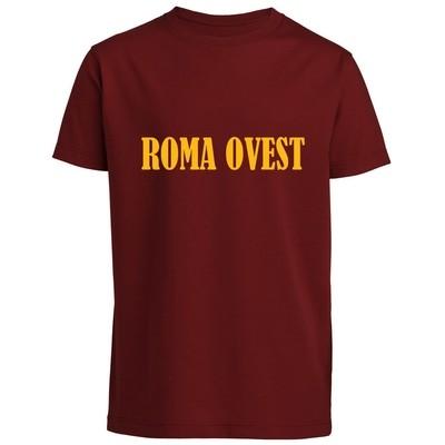 T-shirt Roma Ovest baby