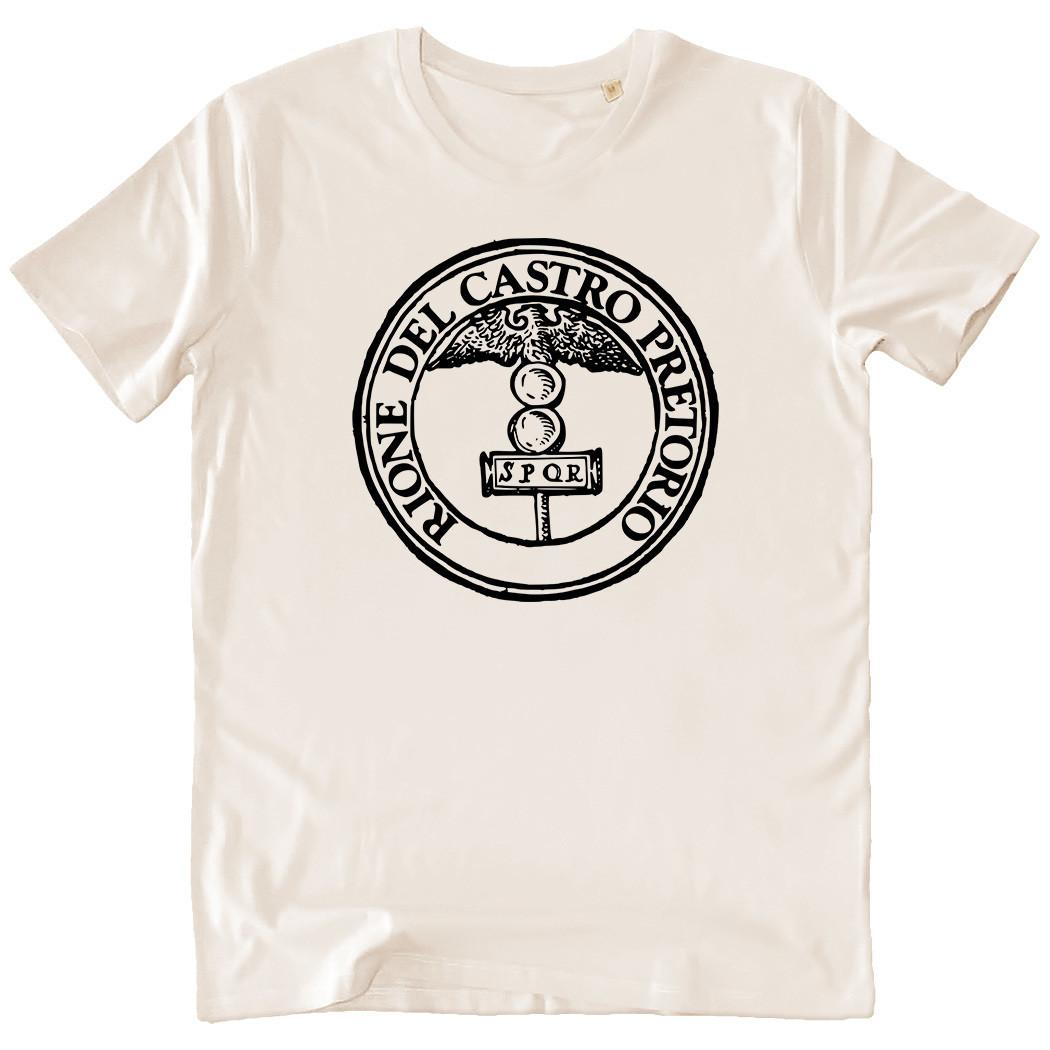 T-shirt Rione Castro Pretorio - Uomo