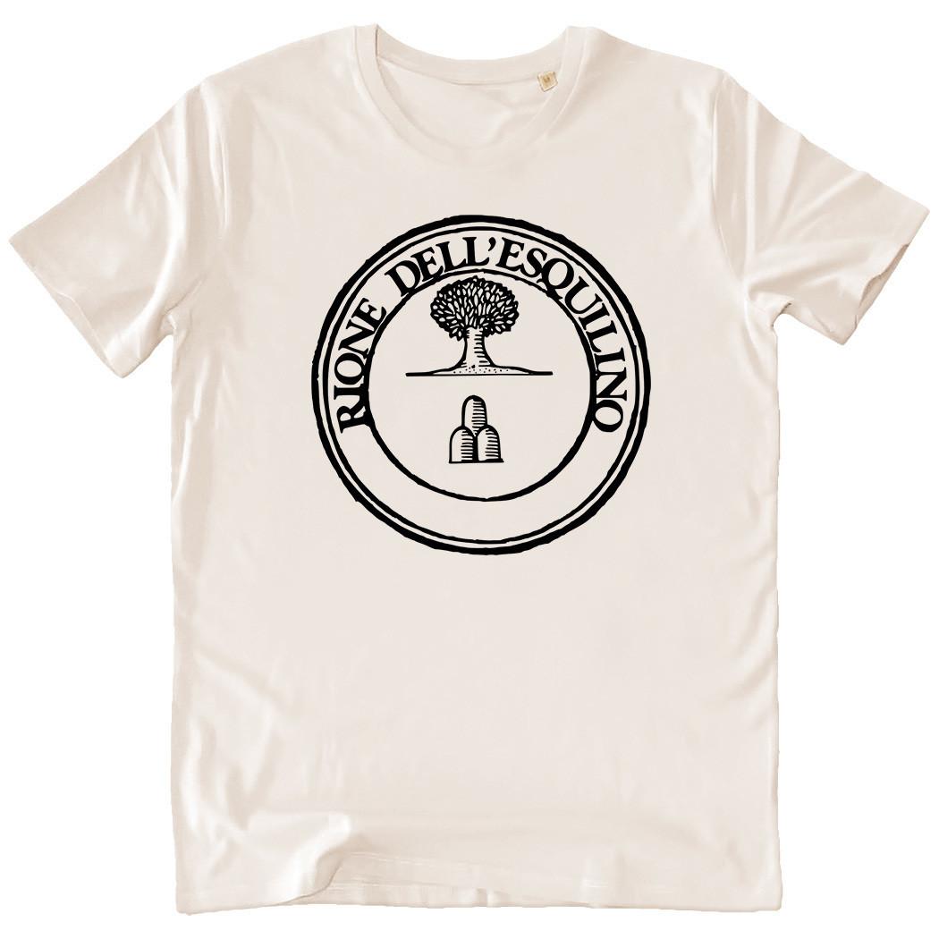 T-shirt Rione Esquilino - Uomo
