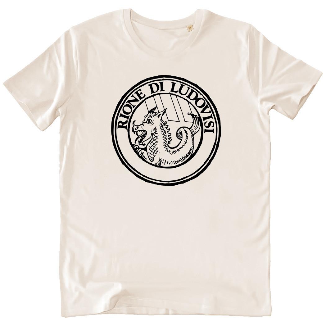 T-shirt Rione Ludovisi - Uomo