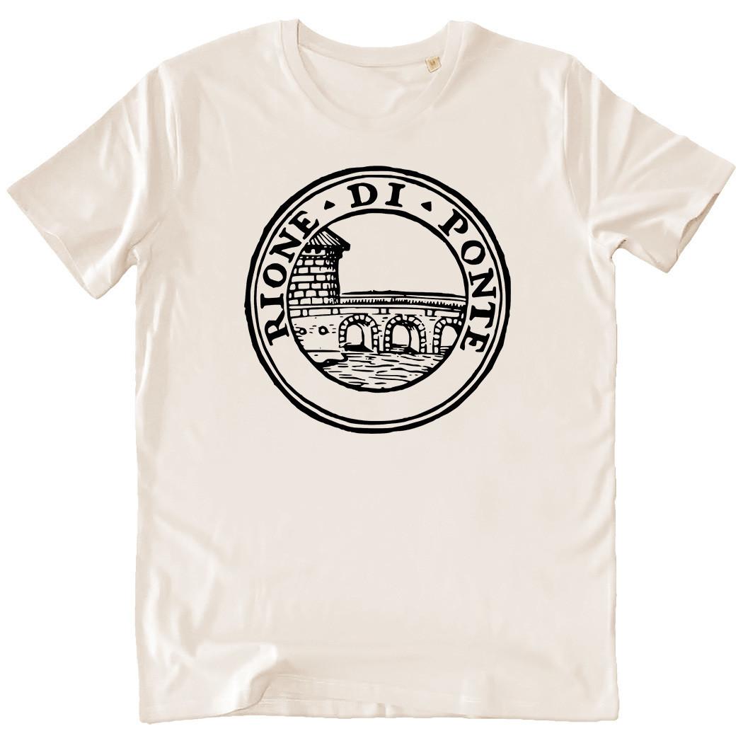 T-shirt Rione Ponte - Uomo
