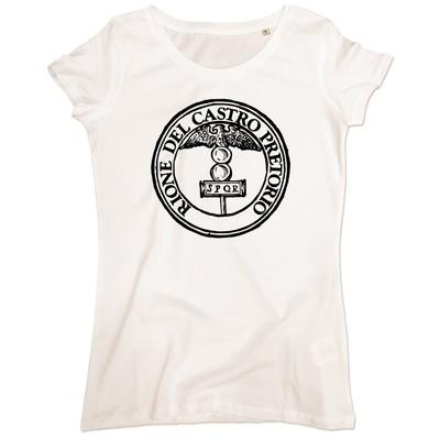 T-shirt Rione Castro Pretorio - Donna