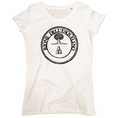 T-shirt Rione Esquilino - Donna