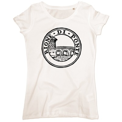 T-shirt Rione Ponte- Donna