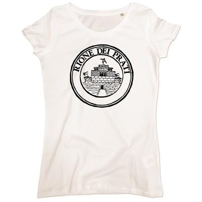 T-shirt Rione Prati- Donna