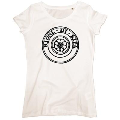 T-shirt Rione Ripa- Donna
