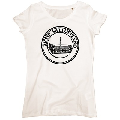 T-shirt Rione Sallustiano - Donna