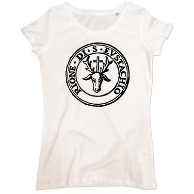 T-shirt Rione Sant'Eustachio - Donna