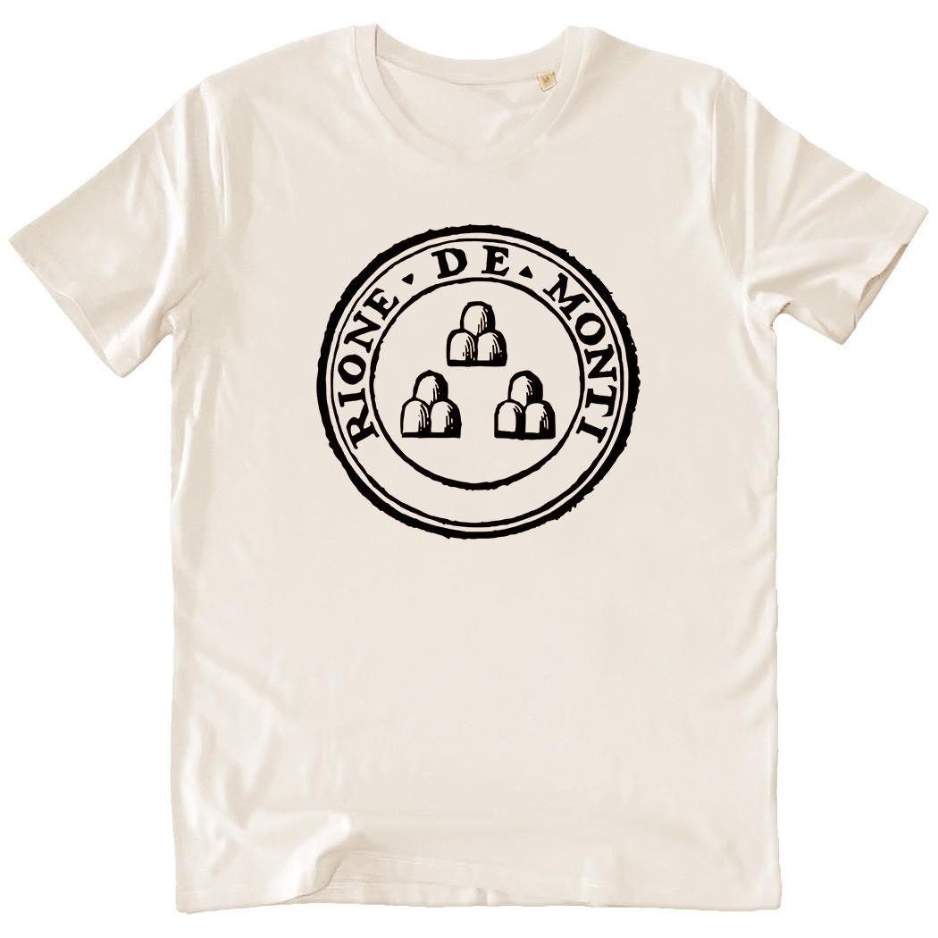 T-shirt Rione Monti - Uomo