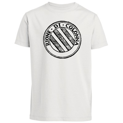 T-shirt Rione Colonna - Baby