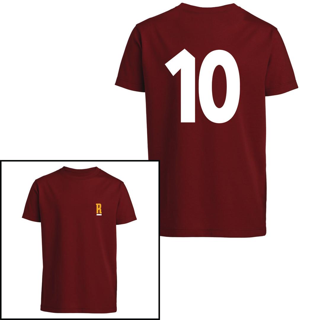 T-shirt Numero 10 - Totti - Baby