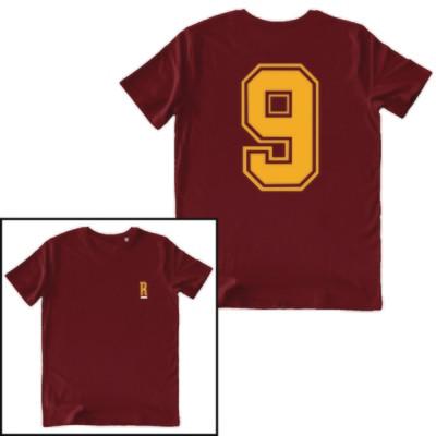 T-shirt Numero 9 - Voeller - Uomo