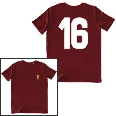 T-shirt Numero 16 - De Rossi - Uomo