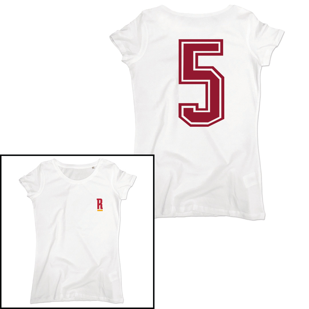 T-shirt Numero 5 - Falcao - Donna