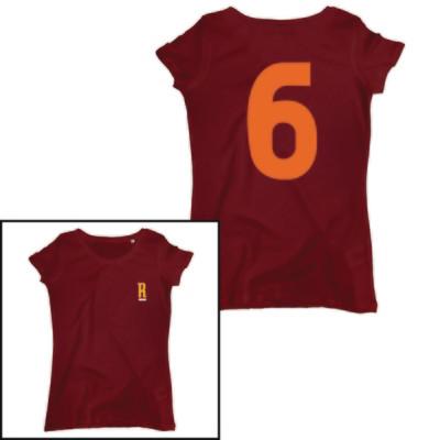 T-shirt Numero 6 - Aldair - Donna
