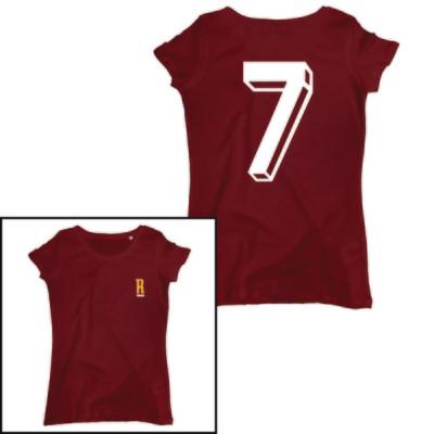 T-shirt Numero 7 - Conti - Donna