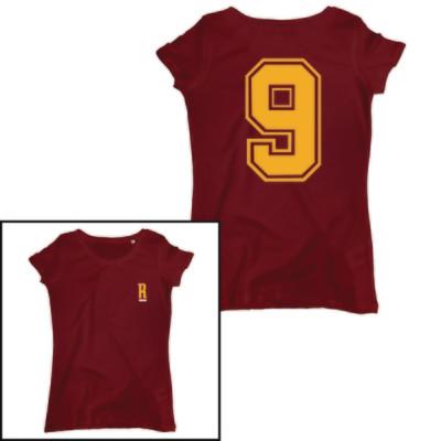 T-shirt Numero 9 - Voeller - Donna