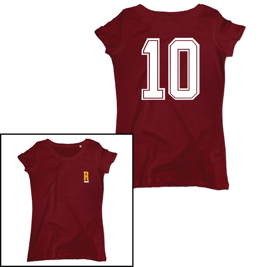 T-shirt Numero 10 - Di Bartolomei - Donna