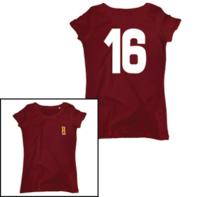 T-shirt Numero 16 - De Rossi - Donna