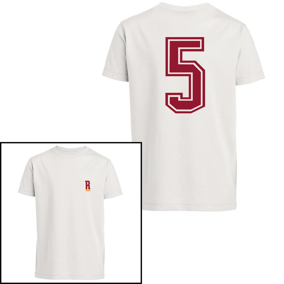 T-shirt Numero 5 - Falcao - Baby