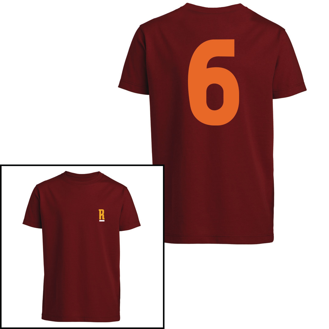 T-shirt Numero 6 - Aldair - Baby