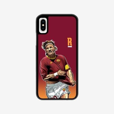 Cover Smartphone -Il Romanista- Totti