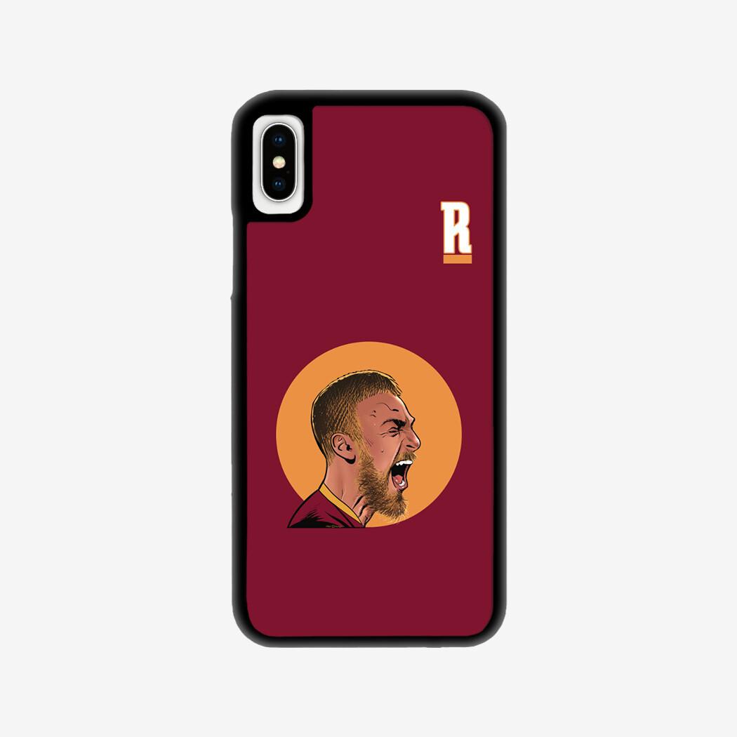 Cover Smartphone -Il Romanista-De Rossi