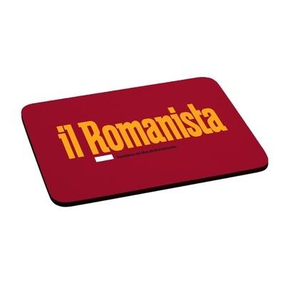Mouse Pad Il Romanista Rosso