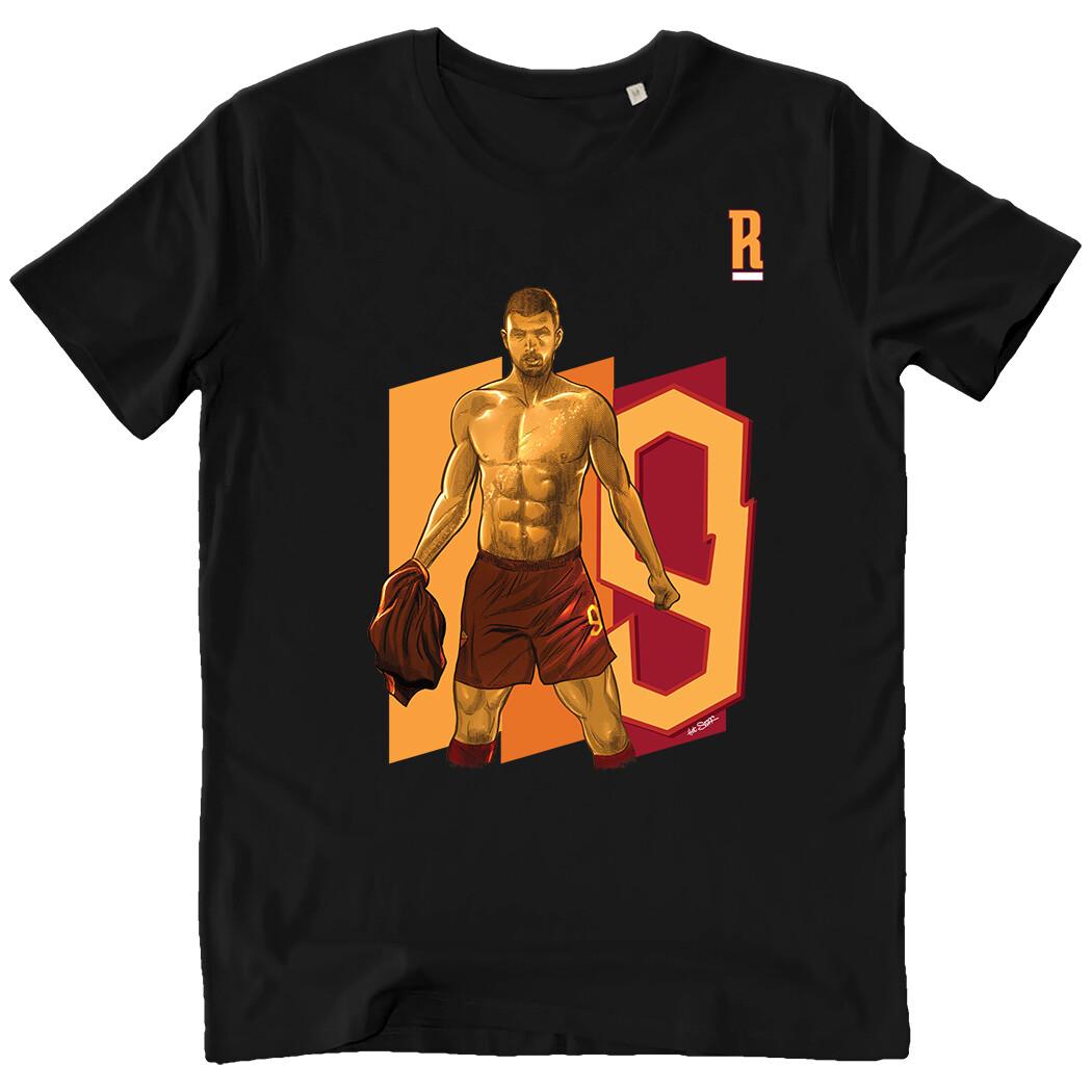 T-shirt Edin Dzeko -uomo- Il Romanista