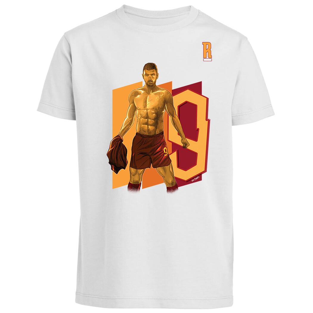 T-shirt Edin Dzeko -baby- Il Romanista