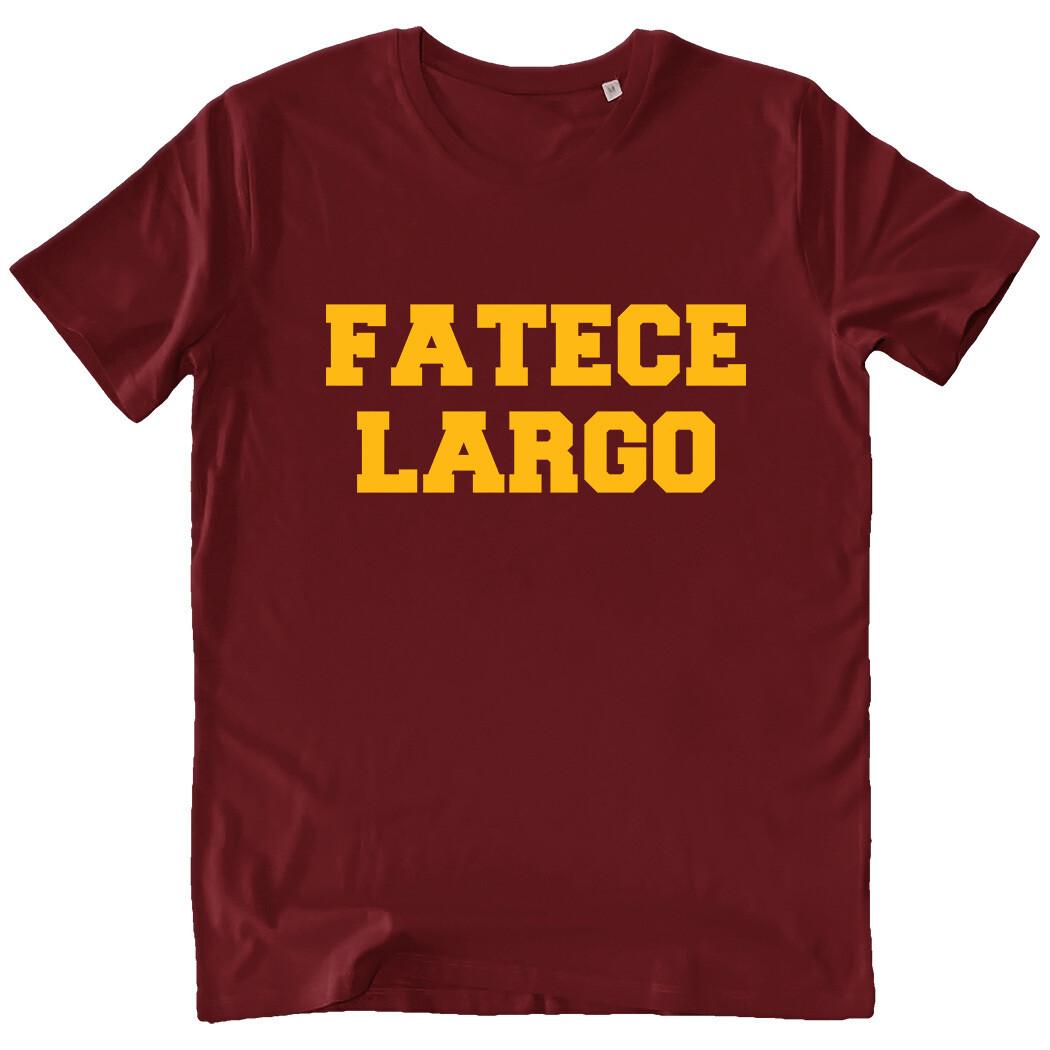 Fatece Largo-Uomo-Il Romanista
