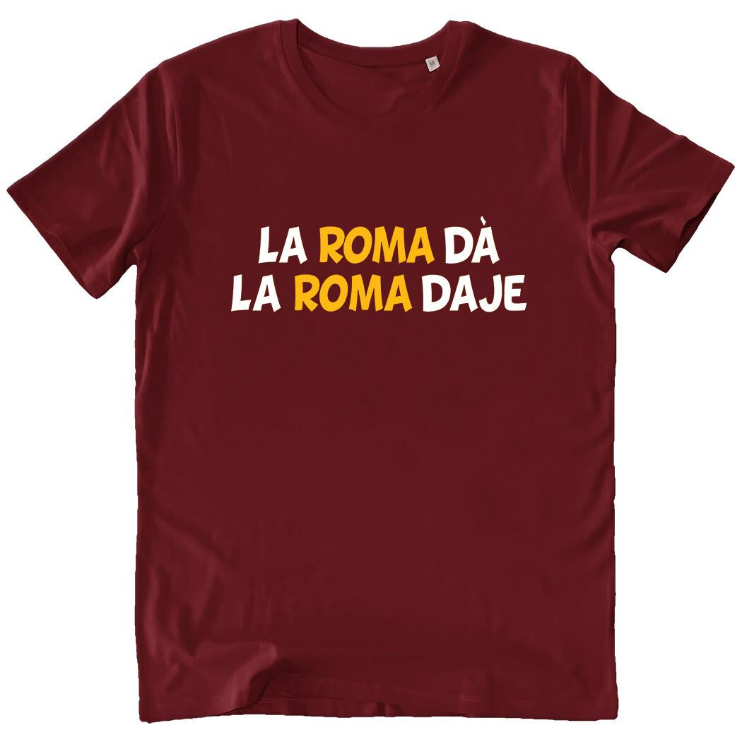 La Roma dà la Roma daje -Uomo-Il Romanista