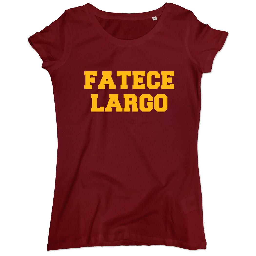 Fatece Largo -Donna-Il Romanista
