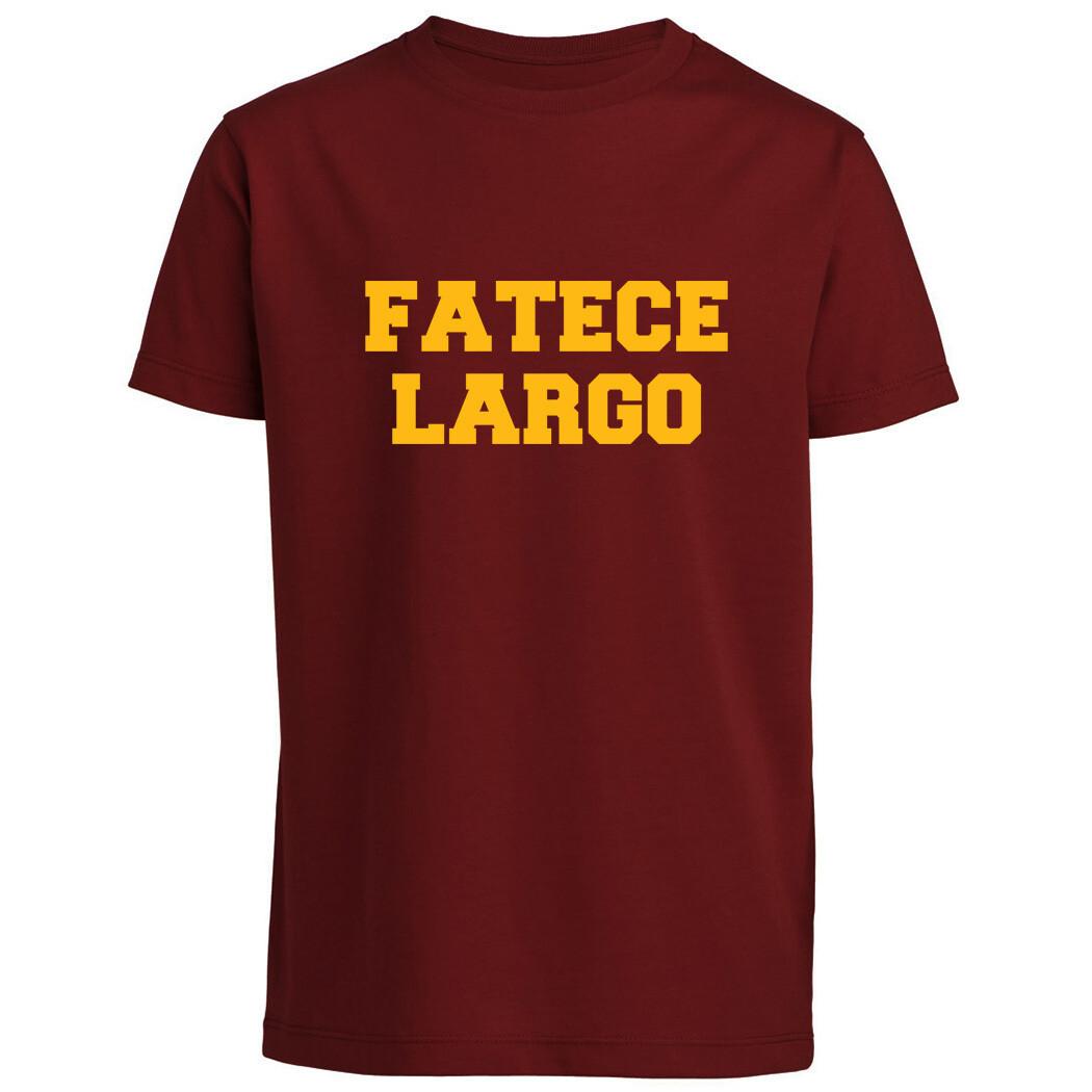 Fatece Largo-baby- Il Romanista