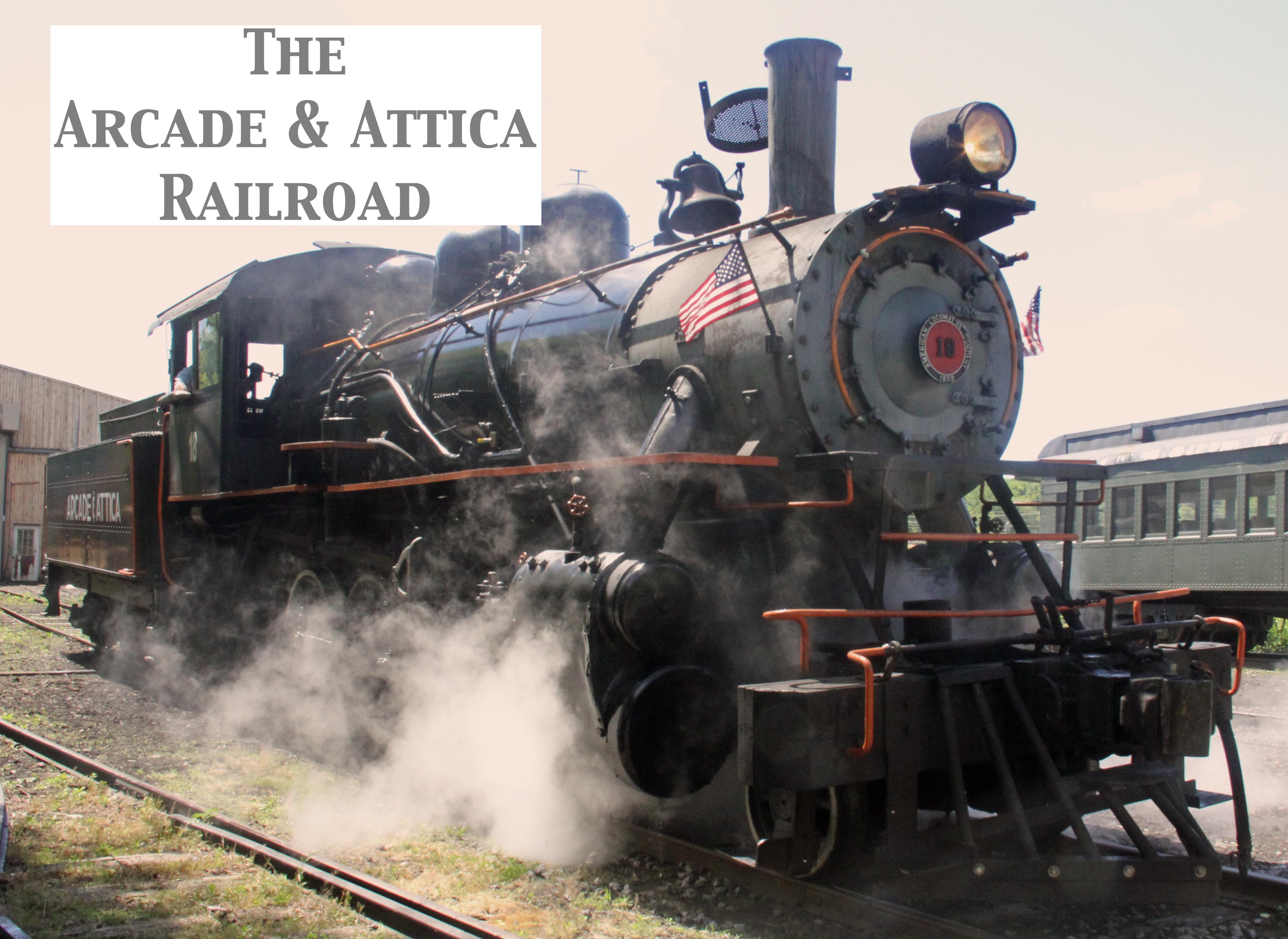 The Arcade & Attica Railroad A&ARR