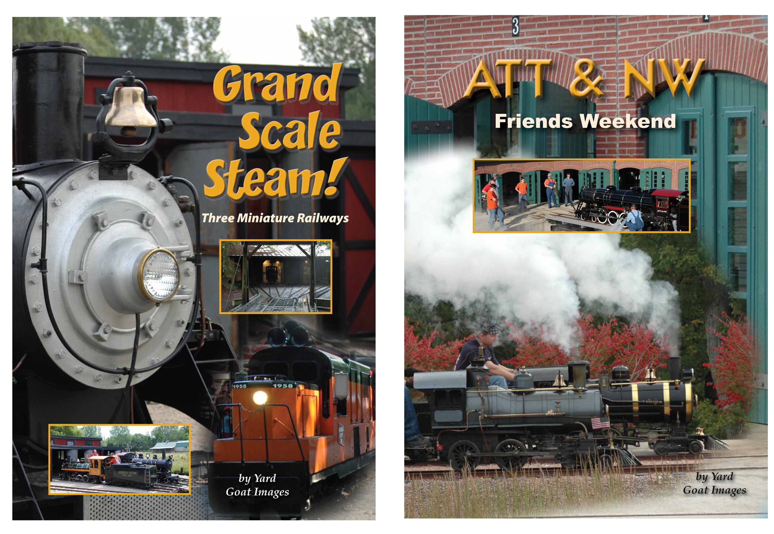Grand Scale Steam/ATT & NW Friends Weekend Combo 1312