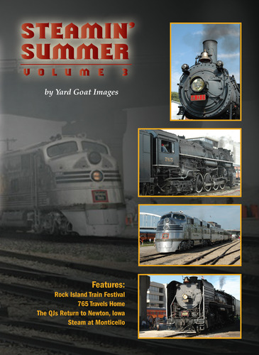 Steamin' Summer - Volume 3 1125