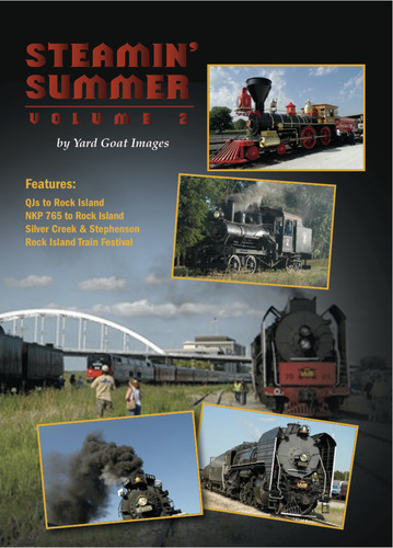 Steamin' Summer - Volume 2 1124