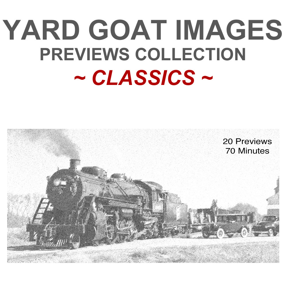 Yard Goat Images Previews Collection - Classics - $5 DVD PREV Classics 1