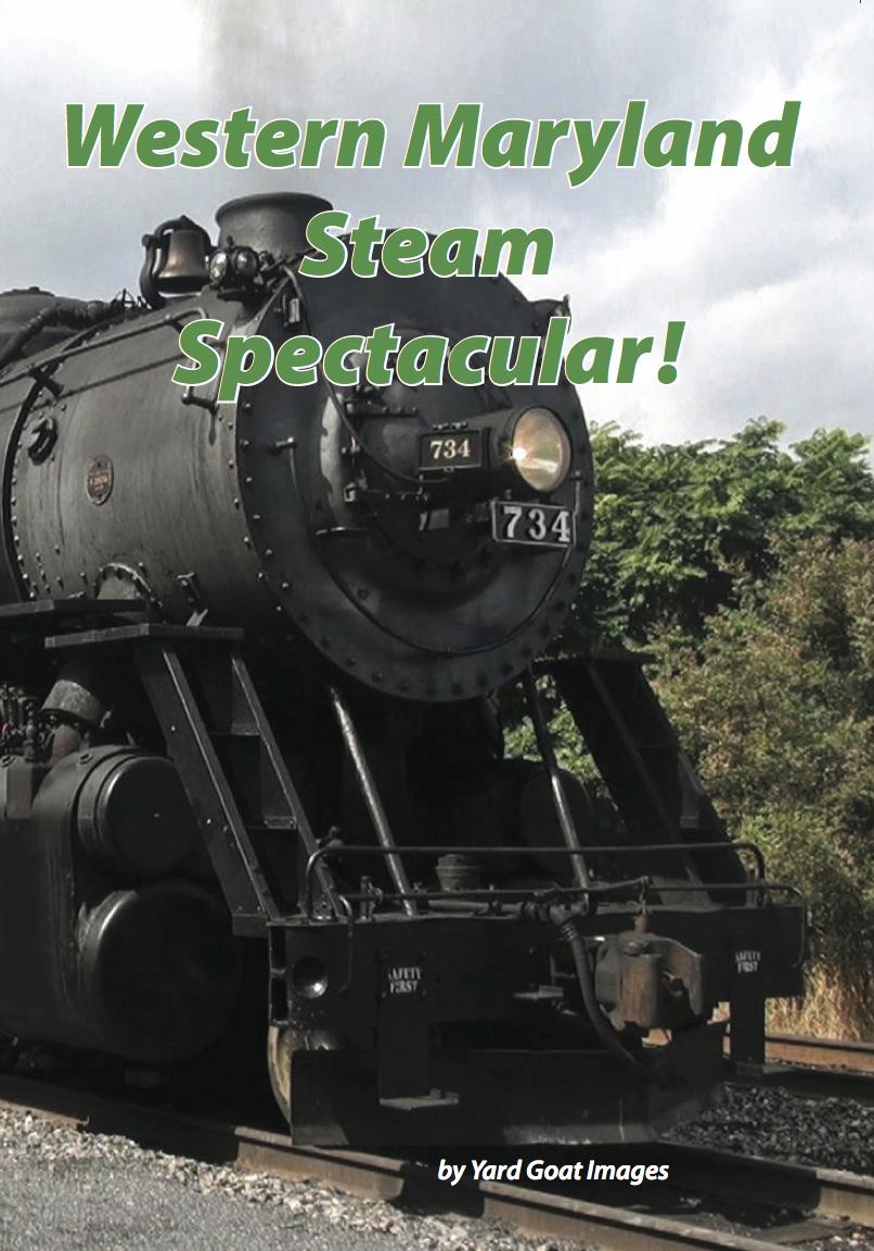 Western Maryland Steam Spectacular 1405