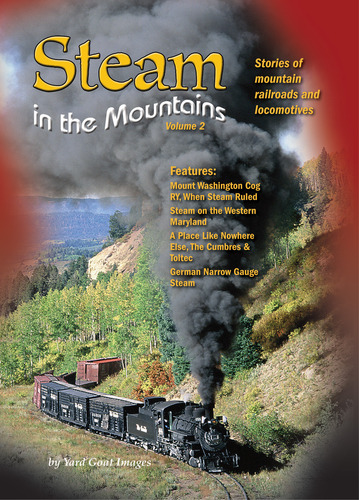 Steam in the Mountains - Volume 2 1128