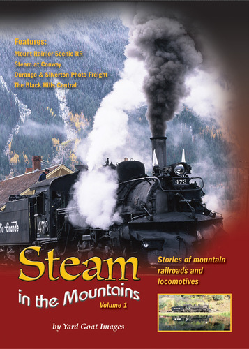 Steam in the Mountains - Volume 1 1127
