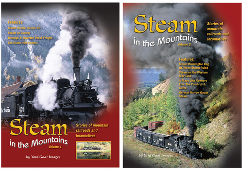 Steam in the Mountains Combo (Volume 1 & 2) 1129
