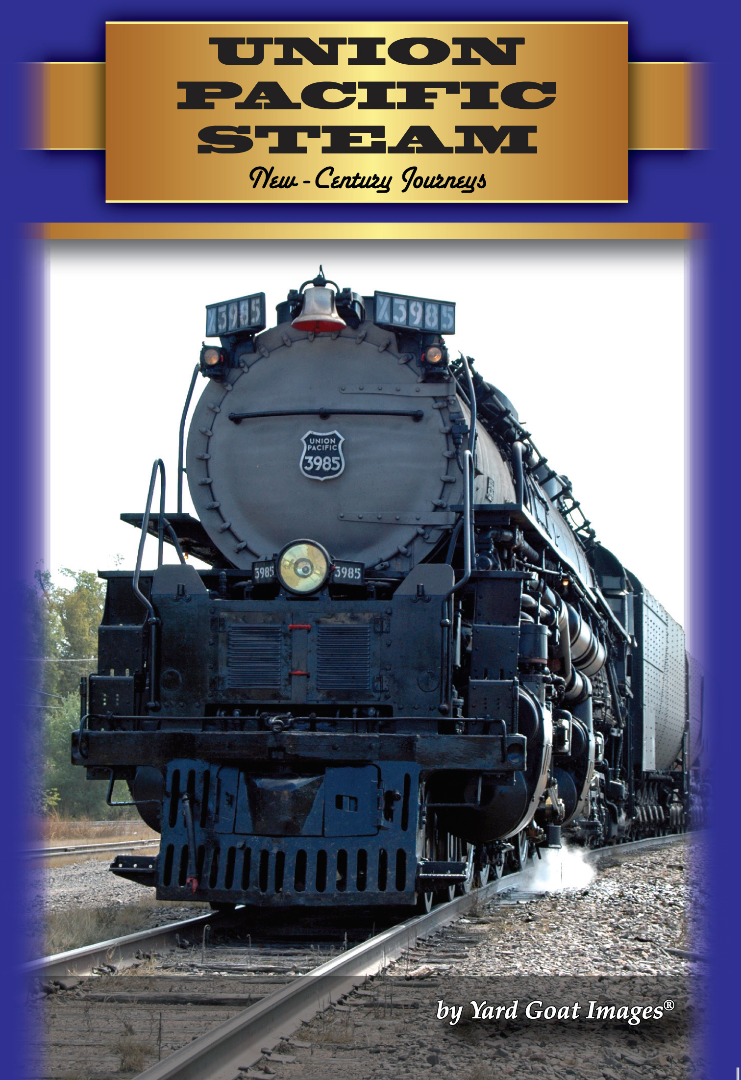 Union Pacific Steam: New-Century Journeys 1603