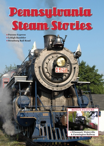 Pennsylvania Steam Stories 2811