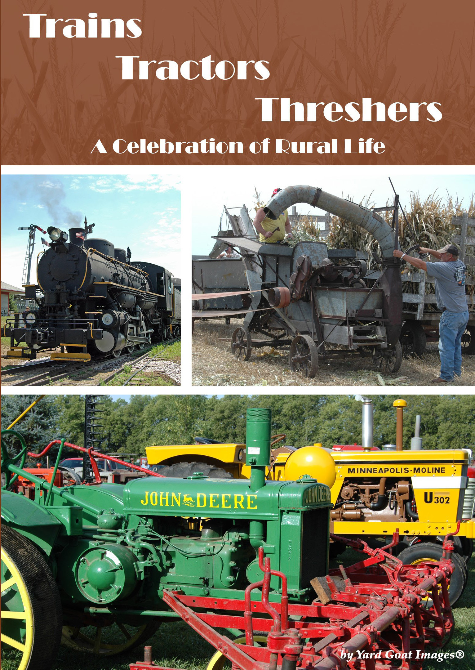 Trains Tractors Threshers - A Celebration of Rural Life 1710