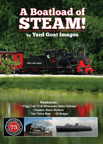 A Boatload of Steam! 1121